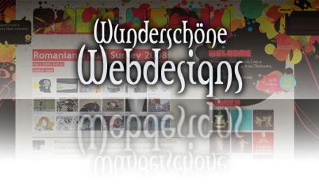 41 wunderschöne Websites
