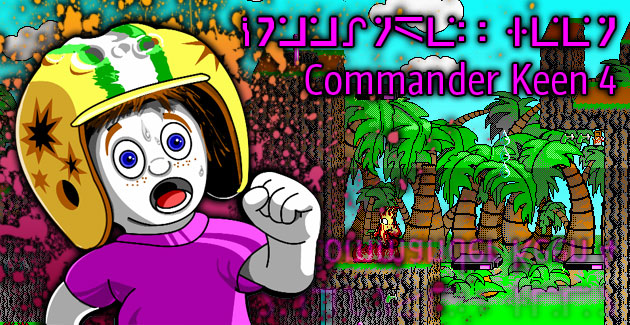 Commander Keen 4 – Secret of the Oracle