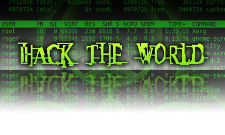 Hackt the World – hilfreiche Tools!