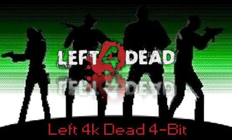 Left 4 Dead in 8-bit