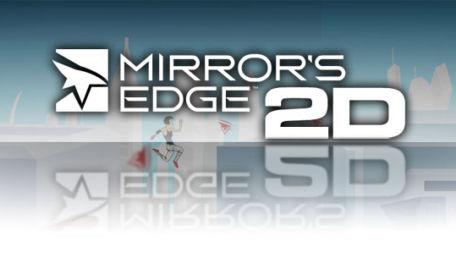 Mirrors Edge 2D Flashgame
