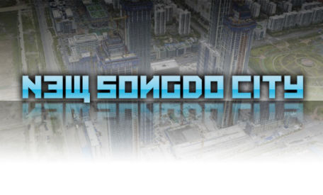 New Songdo City – Stadt der Zukunft
