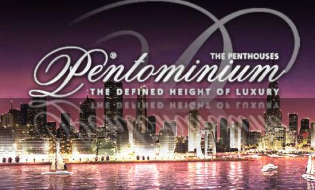 Wohnen in höchsten Höhen: Das Pentominium in Dubai
