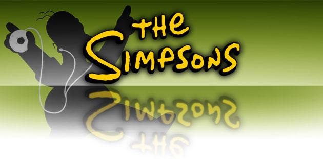 Die Simpsons im Apple-Fieber