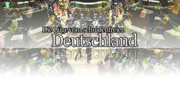 Staatsverschuldung: Die Lüge vom schuldenfreien Deutschland