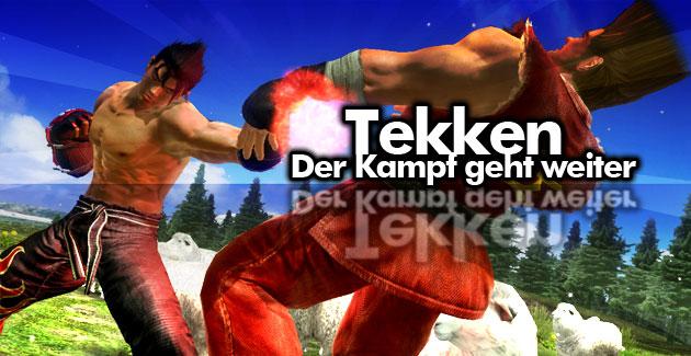 Tekken – Der Kampf geht weiter