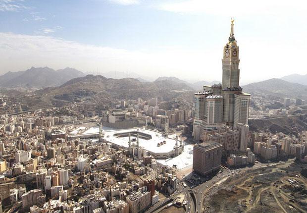 Abraj Al Bait Towers - Saudi Arabien