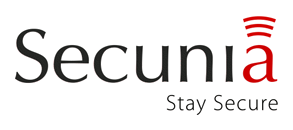 Secunia - Stay Secure - Logo