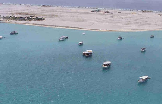 Hulhumalé auf den Malediven