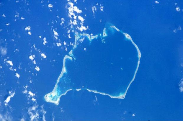Funafuti auf Tuvalu