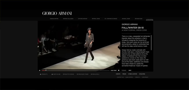 www.giorgioarmani.com