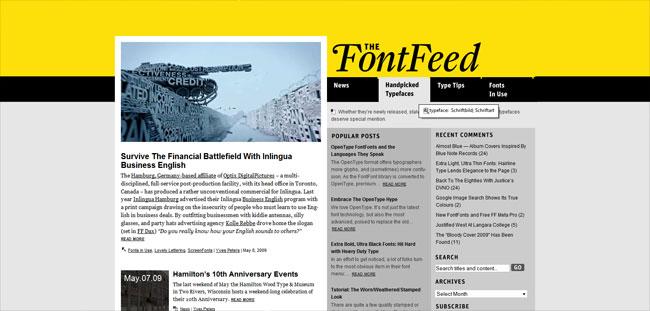 www.fontfeed.com