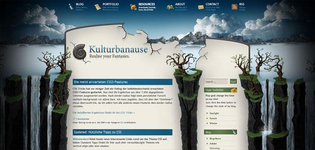 www.kulturbanause.de