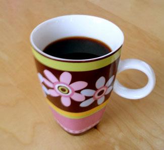 Meine herzallerliebste Kaffe-Tasse!