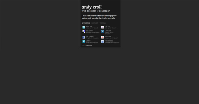 Andy Croll
