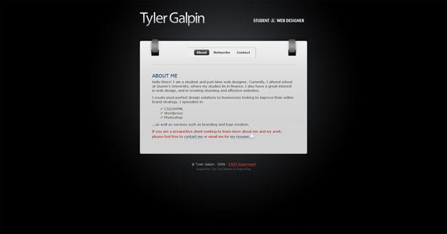 Tyler Galpin