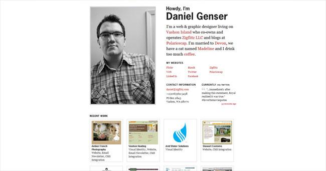 Daniel Genser