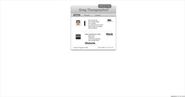 Greg Thongsophon