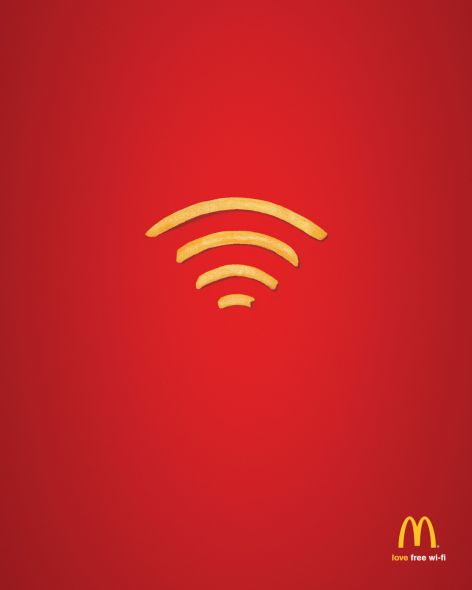McDonald's WIFI