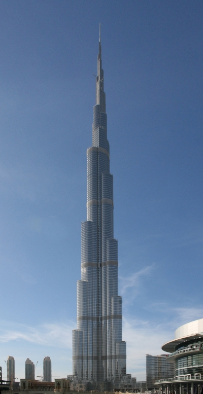 Der Burj Dubai