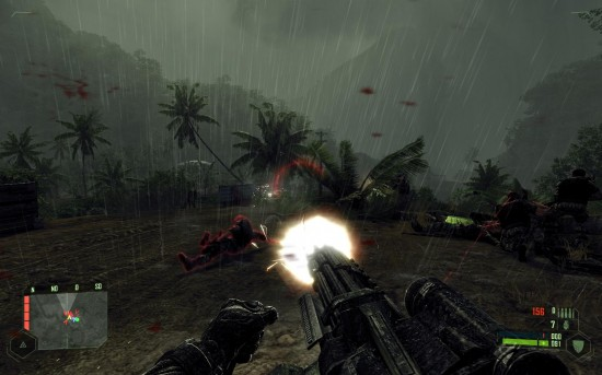 Crysis-Mod: Rainy Days