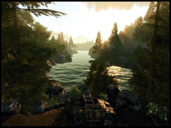 Crysis-Mod: Living Hell: NoName Island 2