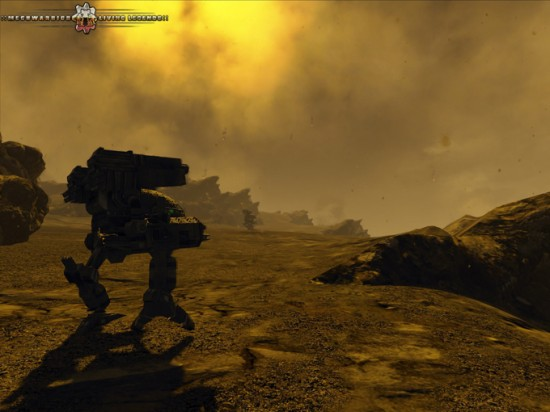 Crysis-Mod: MechWarrior: Living Legends