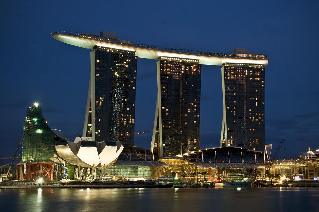 Marina Bay Sands, Singapore - Visit Singapore