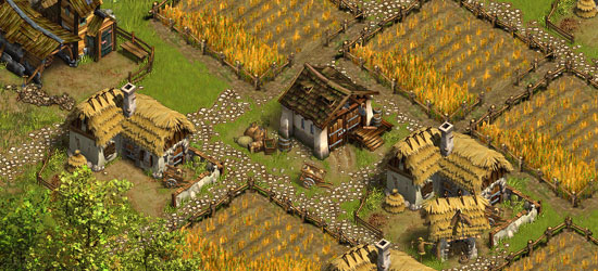 Die Siedler Online Räuberlager