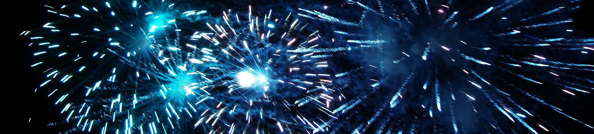 Prosit Neujahr und mögen deine guten Vorsätze deinen Kater überdauern!