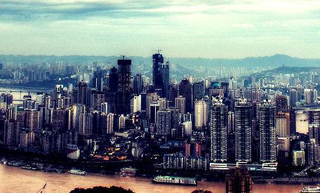 "Chóngqìng – Chinas Manhattan und ""größte Stadt der Welt"""