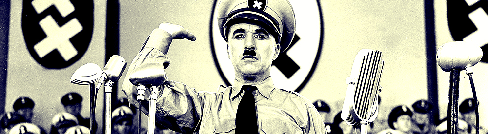 Charlie Chaplin Rede An Die Menschheit Rede An Die