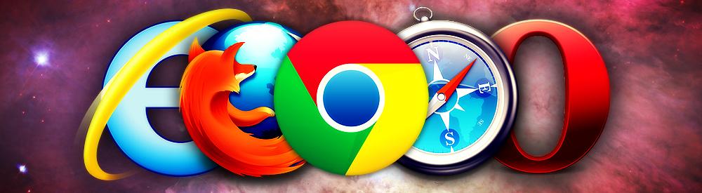 Alle Versionen jedes Webbrowsers kostenlos laden