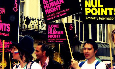 Der lange Pfad zur Gleichstellung Homosexueller