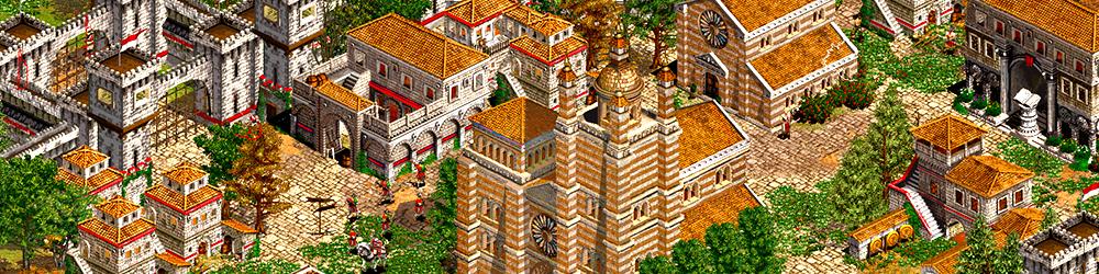 Neue Erweiterung – Age of Empires 2: Forgotten Empires