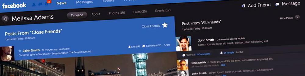 Auf ein Neues: Facebook 2.0