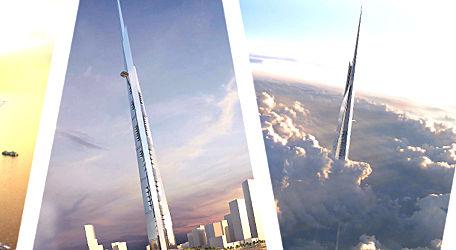 Noch'n Projekt: Kingdom Tower in Saudi-Arabien