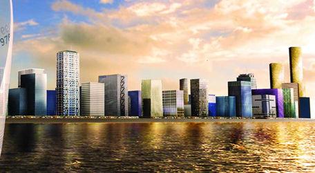 Afrikas Dubai: Eko Atlantic in Lagos