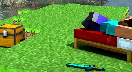 Alte Minecraft-Versionen laden und spielen
