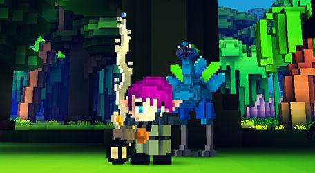Cube World: Rollenspiel im Minecraft-Gewand