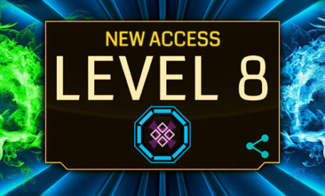 Google Ingress – New Access Level 8