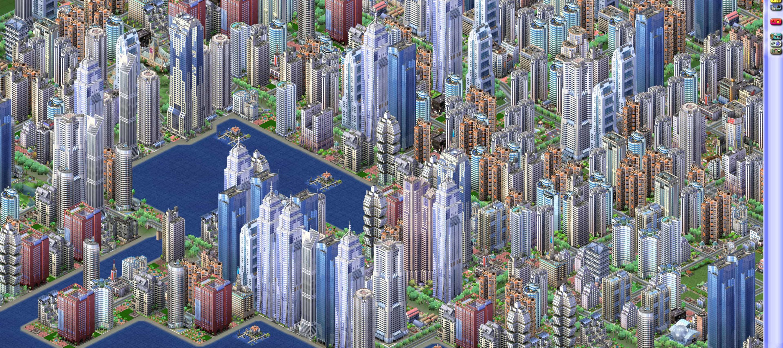 Beliebige Auflösungen in SimCity 3000 einstellen