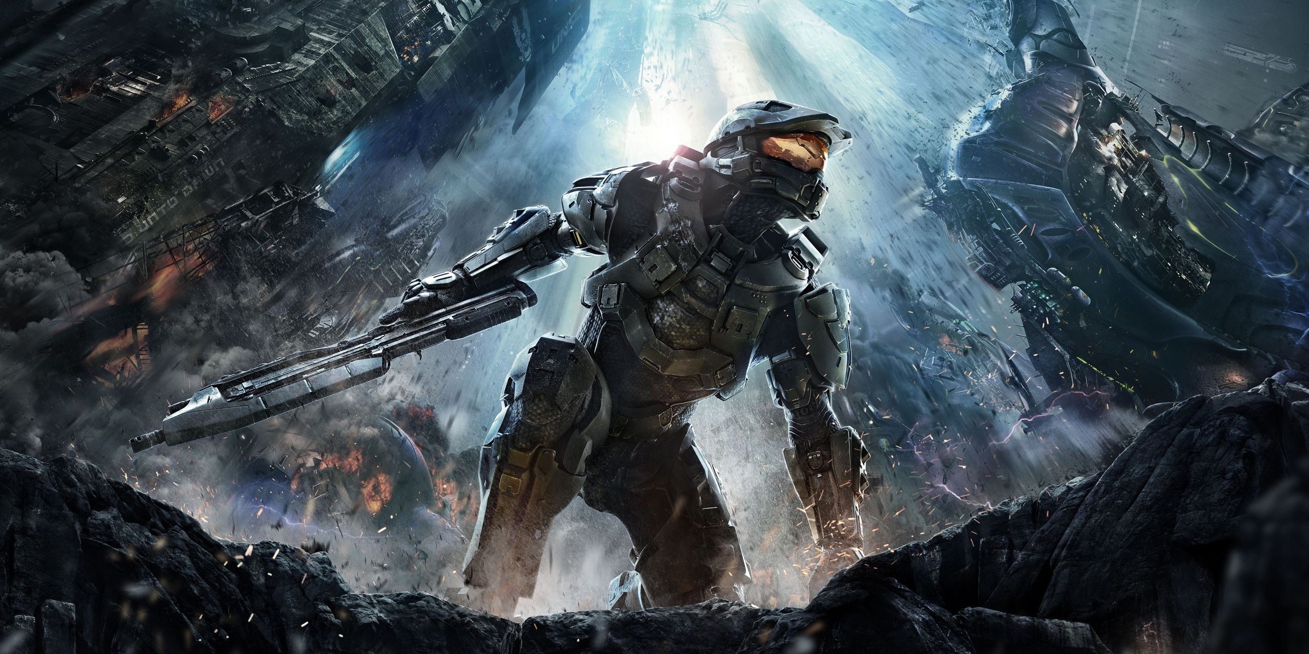 Durchgespielt: Halo 3, Halo 3: ODST & Halo 4