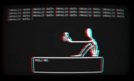 Scared of you from Buddy Simulator 1984 + Lyrics