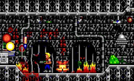 How to play Duke Nukem II in widescreen & 4K resolution